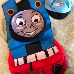 """Costume for kids """"Thomas the Train"""" character."""